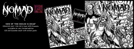 Nomad 'The House Is Dead'