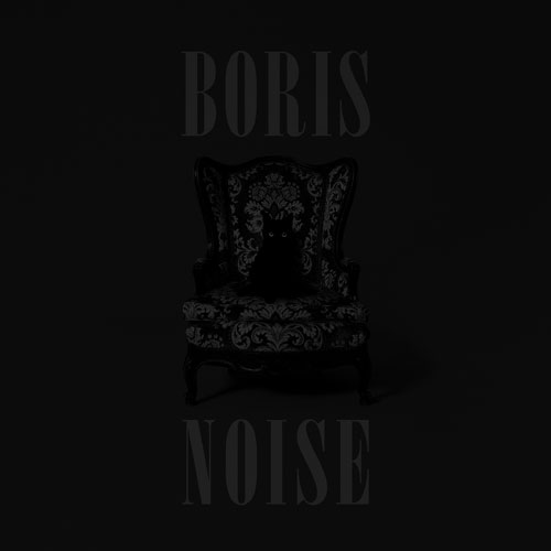 Boris 'Noise' Artwork