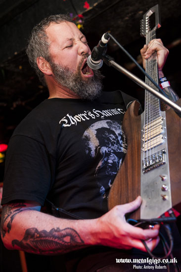DesertFest 2014 - Eagle Twin - Photo by Antony Roberts