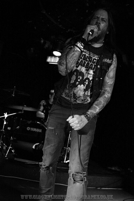 DesertFest 2014 - Graves At Sea - Photo by Gemma Shaw