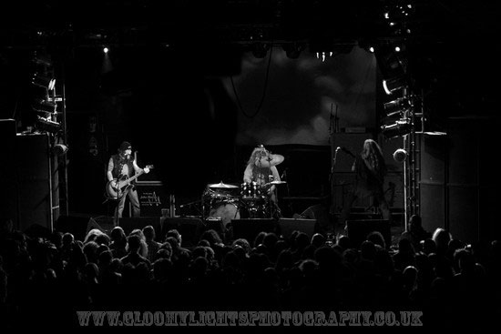 DesertFest 2014 - Spirit Caravan - Photo by Gemma Shaw