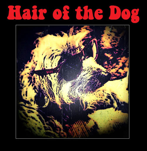 Hair Of The Dog - S/T - Cover
