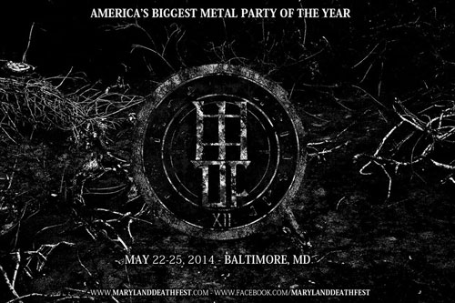 Maryland Deathfest 2014