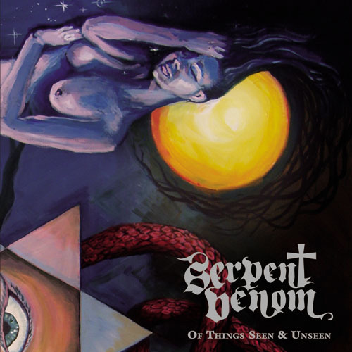 Serpent Venom 'Of Things Seen & Unseen' Artwork