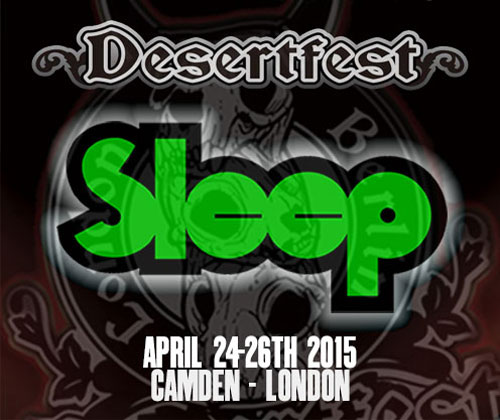 Sleep - Desertfest London 2015