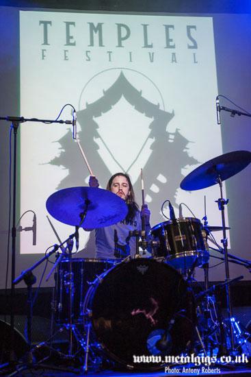 Temples 2014 - Black Moth - Photo by Antony Roberts