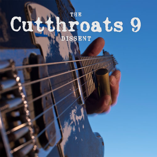 The Cutthroats 9 'Dissent' Artwork