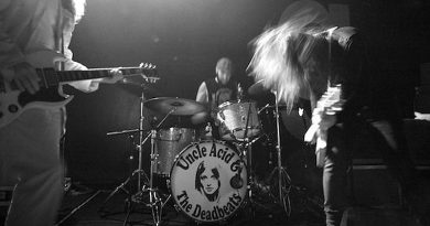Uncle Acid & The Deadbeats @ G2, Glasgow 24/04/2014