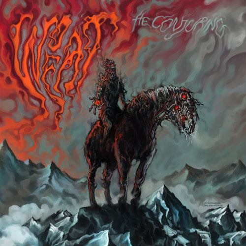 Wo Fat 'The Conjuring' Artwork