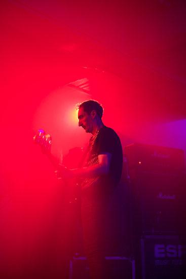 Loop @ SWG3, Glasgow 02/06/2014 - Photo by Alex Woodward