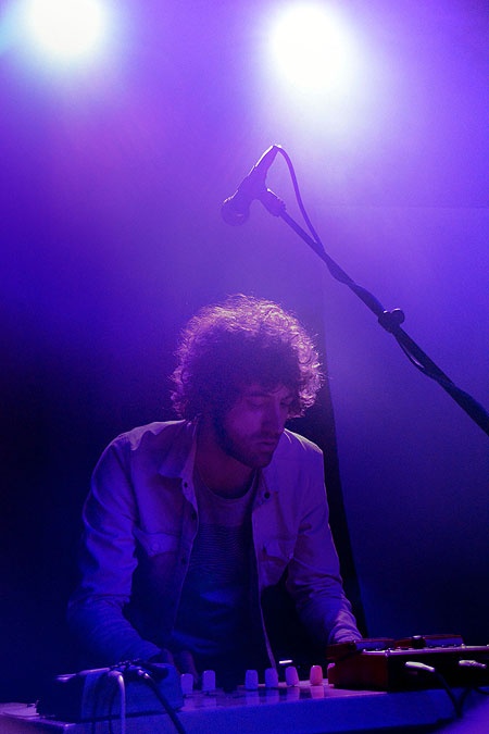 The Cult Of Dom Keller @ O2 Academy 3, Birmingham 04/06/2014