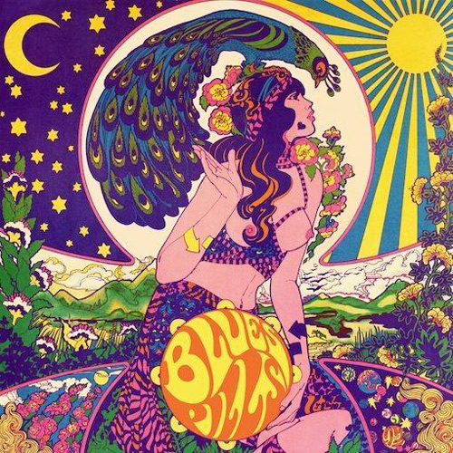 Blues Pills - S/T - Artwork