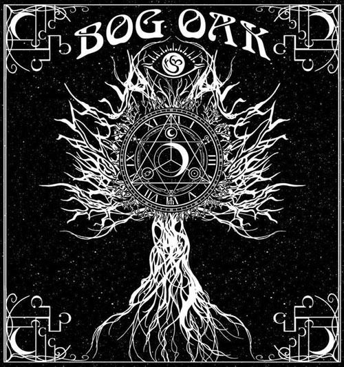 Bog Oak - Artwork