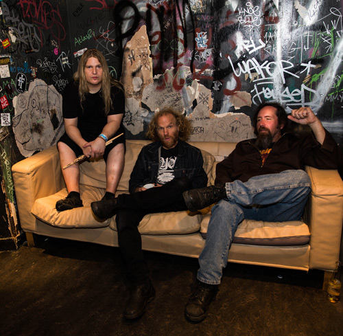 Corrosion Of Conformity - Photo by Fabiola Santini