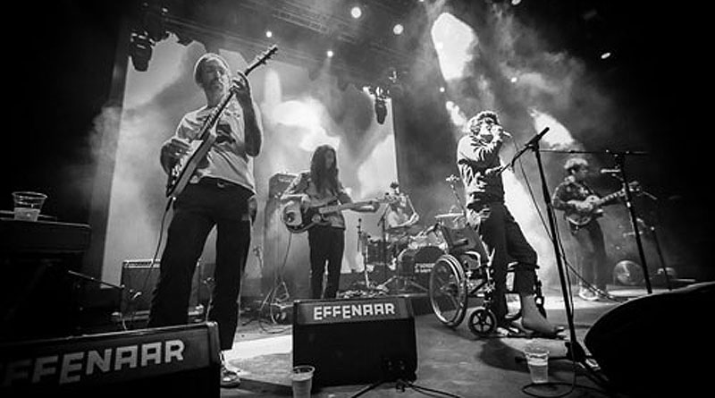 The Growlers @ Eindhoven Psych Lab 2014
