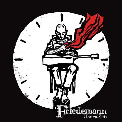 Friedemann 'Uhr vs Zeit' Artwork