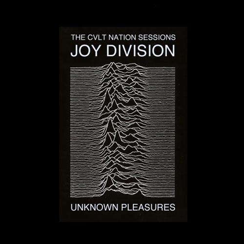 CVLT Nation Sessions Joy Division 'Unknown Pleasures'