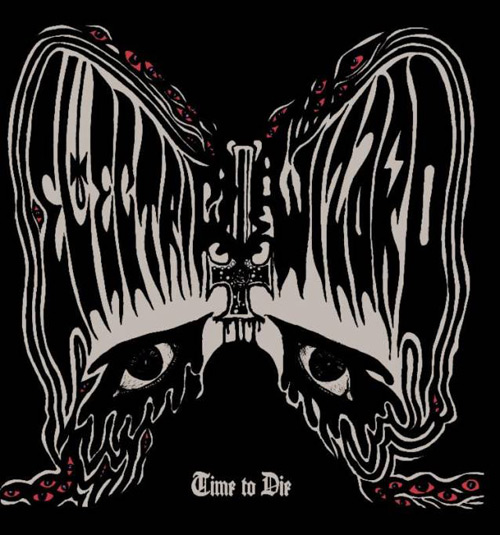 Electric Wizard 'Time To Die' Artwork