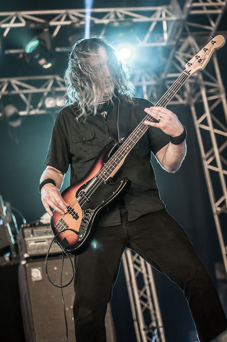 Hellfest 2014 - Acid King - Photo by Vivien Varga