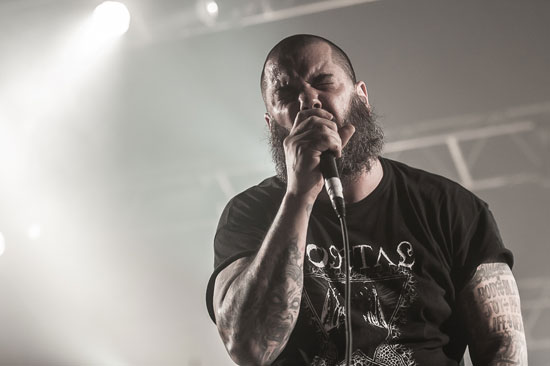 Hellfest 2014 - Philip H. Anselmo and The Illegals - Photo by Vivien Varga