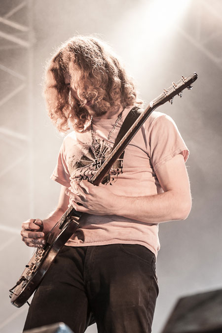 Hellfest 2014 - Satan's Satyrs - Photo by Vivien Varga