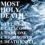 Most Holy Death 'Death Knell'
