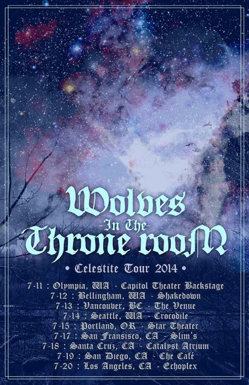 Wolves In The Throne Room - US Tour 2014