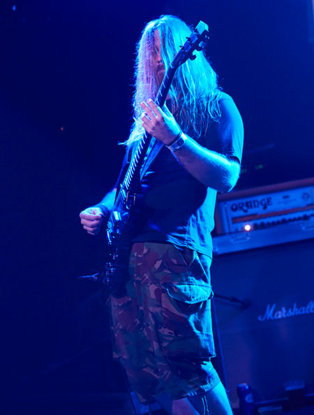 Sedulus @ Academy 3, Manchester 28/07/2014 - Photo by Phil Jenkins