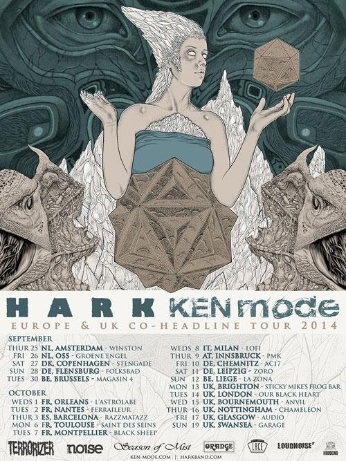 HARK / KEN mode - Euro Tour 2014