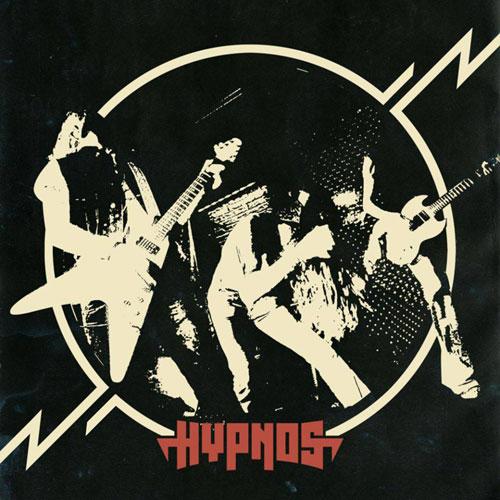 Hypnos - S/T - Artwork