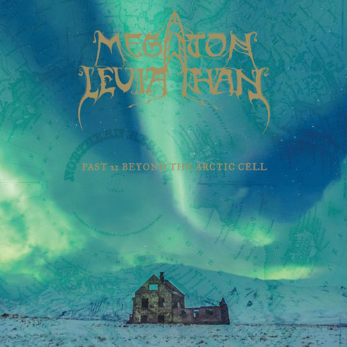 Megaton Leviathan 'Past 21: Beyond The Arctic Cell' Artwork