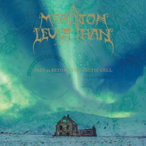Megaton Leviathan 'Past 21: Beyond The Arctic Cell' Artwork