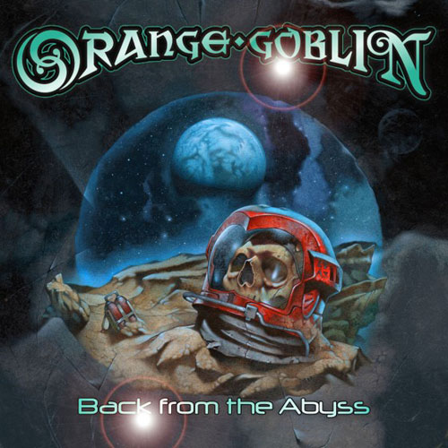 Orange Goblin 'Back From The Abyss' Artwork