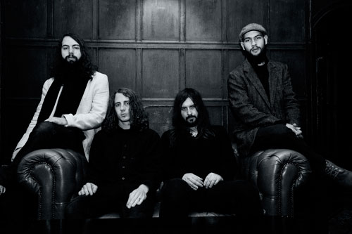 Uncle Acid & The Deadbeats - Photo by Ester Segarra