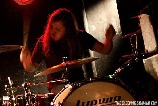 Pallbearer @ The Roadhouse, Manchester 05/09/2014