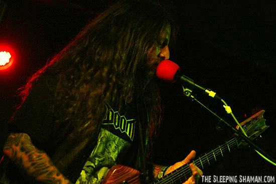 Yob @ The Roadhouse, Manchester 05/09/2014