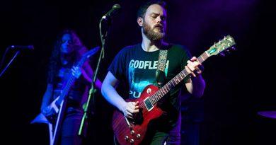 Pallbearer @ Audio, Glasgow 06/09/2014