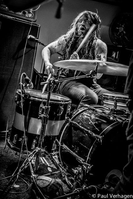 Incubate 2014 - Black Wizard - Photo by Paul Verhagen
