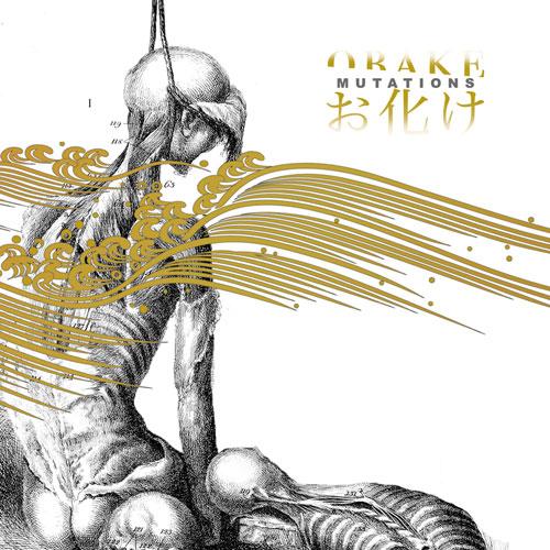 Obake 'Mutations' Artwork