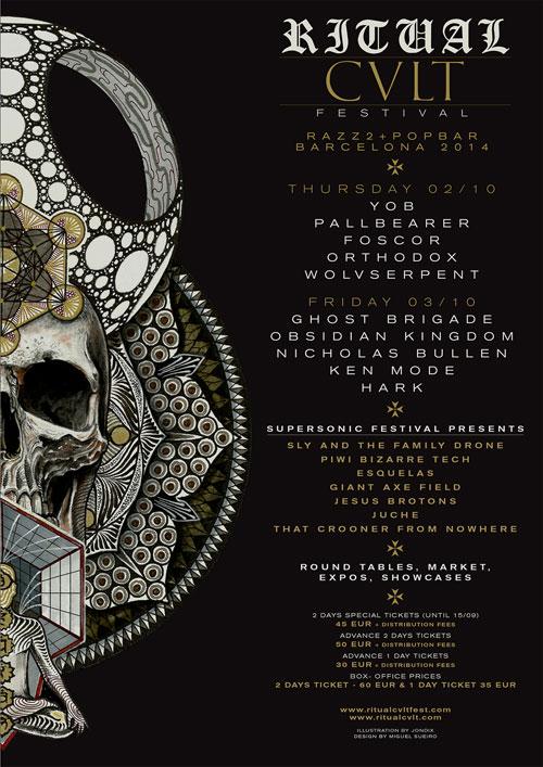 Ritual Cvlt Fest 2014