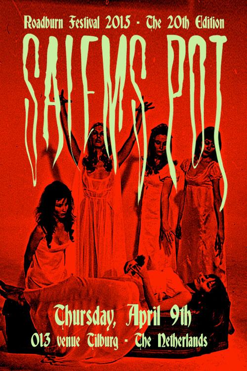 Roadburn 2015 - Salem's Pot