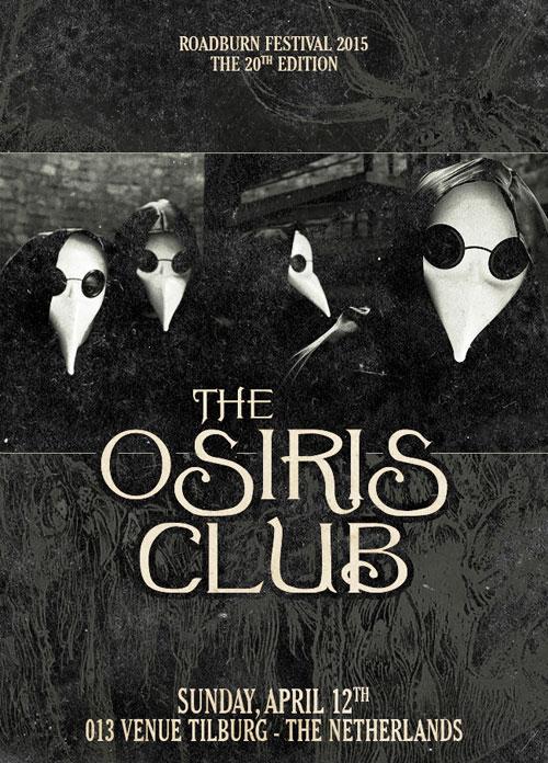 Roadburn 2015 - The Osiris Club