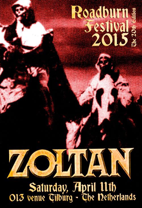 Roadburn 2015 - Zoltan