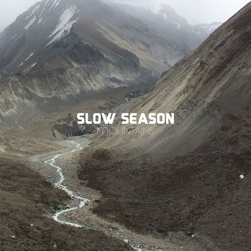 Slow Season 'Mountains' Artwork