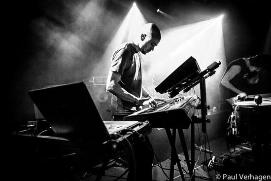 Camera @ Effenaar, Eindhoven 25/09/2014 - Photo by Paul Verhagen