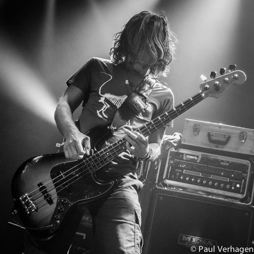 Truckfighters @ Effenaar, Eindhoven 14/10/2014 - Photo by Paul Verhagen