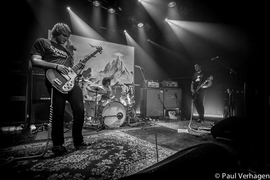 The Machine - Photo by Paul Verhagen