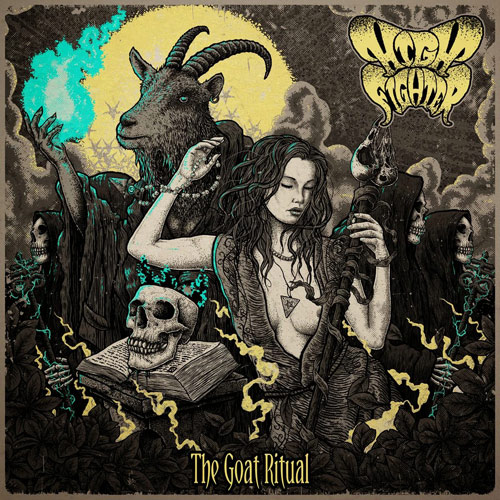 High Fighter 'The Goat Ritual' Artwork