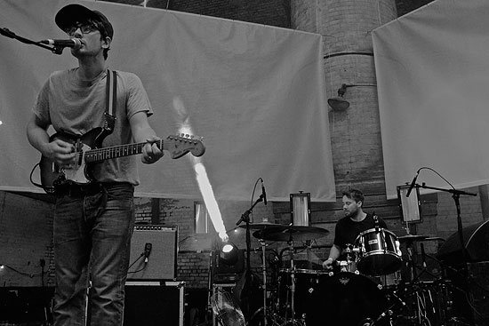 Liverpool Psych Fest 2014 - Traams - Photo by Seb Johnson