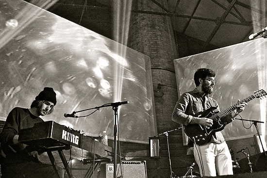 Liverpool Psych Fest 2014 - Woods - Photo by Seb Johnson